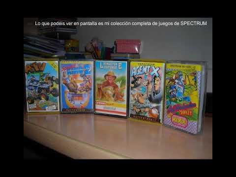 Entrevista en Coleccionar Videojuegos Clásicos: Spectrum