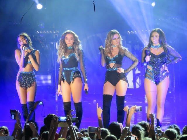 Concierto de Little Mix en la sala Riviera