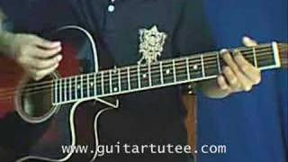 Always Be My Baby ( David Cook cover,by www.GuitarTutee.com)