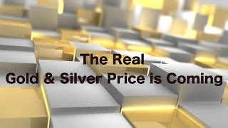 The Real Gold & Silver Price is Coming Pt2