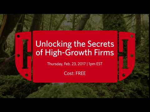Unlocking the Secrets of High-Growth Firms