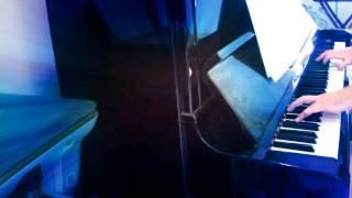 Indila -  Tourner Dans Le Vide - Piano Cover