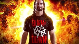 Seth Rollins Custom Theme  Burn It Down/ Redesign Rebuild Reclaim | V2 Intro