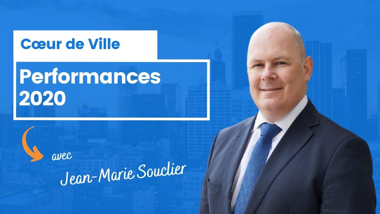 Performance Coeur de Ville 2020