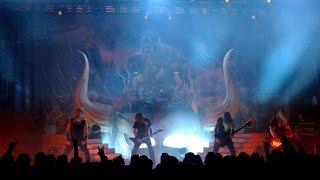 Amon Amarth - At Dawn's First Light (HD) Live at Sentrum Scene,Oslo,Norway 15.12.2016