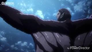 AOT season 2 | Beast titan screaming!!