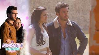 Rodrigo, celoso de los pretendientes de Aurora | Mi adorable maldición - Televisa
