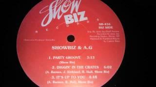 Showbiz & A.G. - Party Groove (Showbiz Prod. 1991)