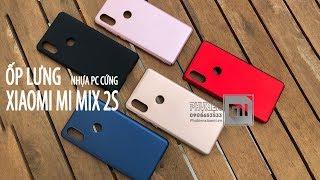 Ốp lưng Xiaomi Mi Mix 2S nhựa PC cứng siêu mỏng - 5 Màu