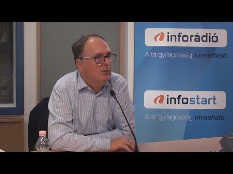 InfoRádió - Aréna - Káel Csaba - 2021.10.08.
