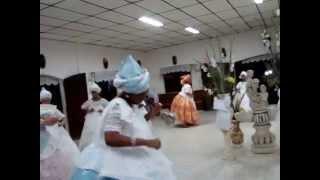 Festa de Yemanja em Paciência