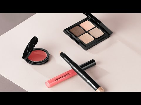 glo minerals First Blush | Living Color Collection