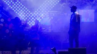 REMA NAMAKULA sings and dances for EDDY KENZO Live.