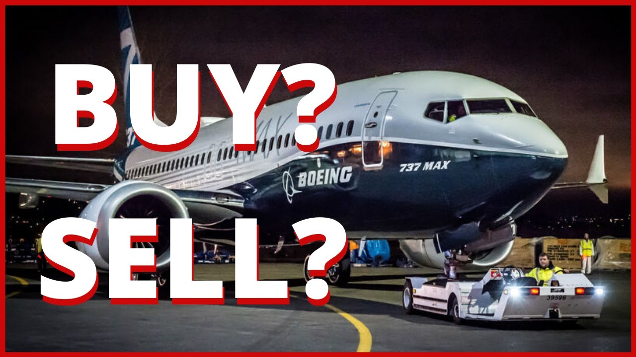 Boeing è da comprare nonostante il 737 Max?