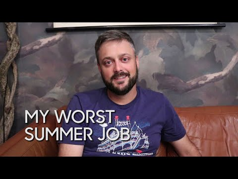 My Worst Summer Job: Nate Bargatze Nate Bargatze tells us about his moving job that ended with him meeting a ghost and having to pull tires out of a cave.  Subscribe NOW to The Tonight Show Starring Jimmy Fallon: http://bit.ly/1nwT1aN  Watch The Tonight Show Starring Jimmy Fallon Weeknights 11:35/10:35c Get more Jimmy Fallon:  Follow Jimmy: http://Twitter.com/JimmyFallon Like Jimmy: https://Facebook.com/JimmyFallon  Get more The Tonight Show Starring Jimmy Fallon:  Follow The Tonight Show: http://Twitter.com/FallonTonight Like The Tonight Show: https://Facebook.com/FallonTonight The Tonight Show Tumblr: http://fallontonight.tumblr.com/  Get more NBC:  NBC YouTube: http://bit.ly/1dM1qBH Like NBC: http://Facebook.com/NBC Follow NBC: http://Twitter.com/NBC NBC Tumblr: http://nbctv.tumblr.com/ NBC Google+: https://plus.google.com/+NBC/posts  The Tonight Show Starring Jimmy Fallon features hilarious highlights from the show including: comedy sketches, music parodies, celebrity interviews, ridiculous games, and, of course, Jimmy