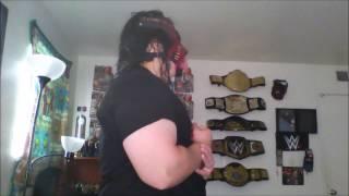 """WWE Kane 2003 """"Freak"""" Mask"""