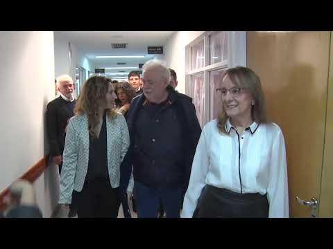 Desde Salud destacaron la visita de Ginés González García