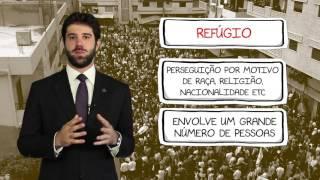 AGU Explica - Refúgio e asilo político