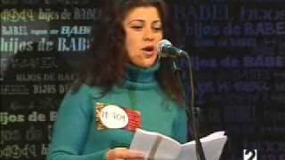 Hijos de Babel - Casting - Juliana Mihaela Buzdugan