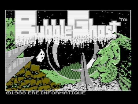 Bubble Ghost (Commodore 64) - Review de RETROJuegos por Fabio Didone