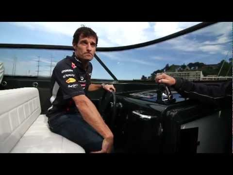 Pre-Monaco GP interview with Mark Webber