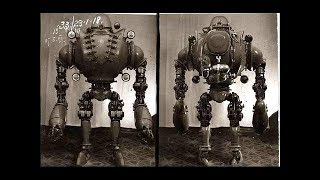 Bio Robots | 5 Secret Soviet Projects