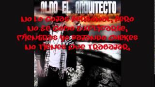 """Cosculluela ft. Aldo"""" El Arquitecto"""" """"Solos Tu y Yo """" Lyrics"""