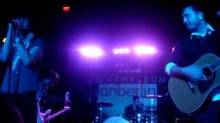 Anberlin at Chameleon Club - Unwinding Cable Car
