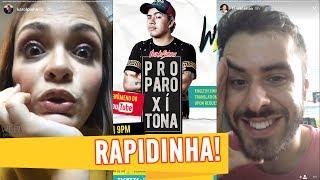 🔵🔥KAROL PINHEIRO desabafa sobre CRÍTICAS; WHINDERSSON nos EUA; FERNANDO ESCARIÃO conta TUDO