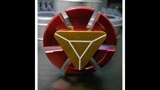 Fidget Spinner Iron Man - Shoot to thrill