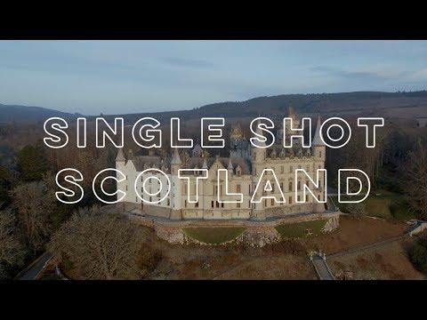 Single Shot Scotland - Dunrobin Castle