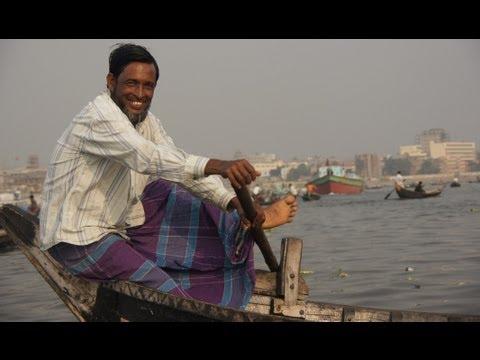 Boat Ride in Dhaka (Buriganga River Cruise) near Sadarghat – Old Dhaka, Bangladesh