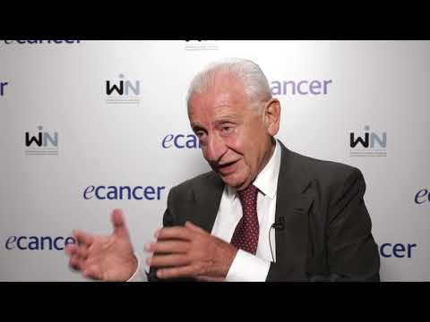 Prof Francesco De Lorenzo interview with ecancer at WIN 2018