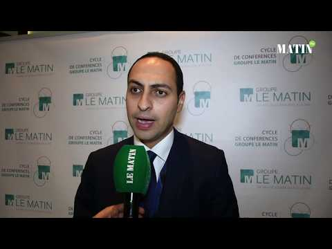 Video : Matinales Groupe Le Matin: Déclaration de Mehdi Arifi, directeur général Maghreb - Assurance-Crédit - COFACE