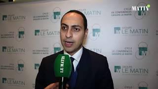 Matinales Groupe Le Matin: Déclaration de Mehdi Arifi, directeur général Maghreb - Assurance-Crédit - COFACE