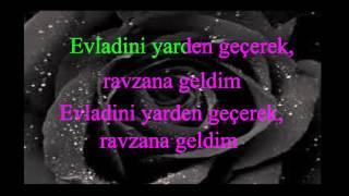 Sevdim Seni Mabuduma- ilahi-((( KARAOKE ))