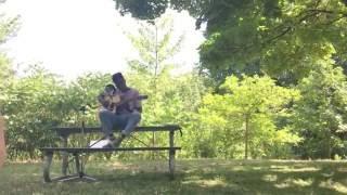 Violet - Daniel Caesar Acoustic Live Performance Trinity Bellwood Park