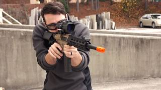 Tippmann M4 Commando Airsoft AEG - Review