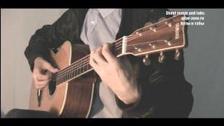 Green Day - Boulevard of broken dreams │ Guitar arrangement + tabs