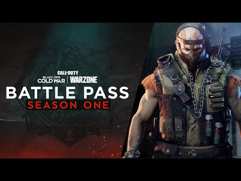 WTFF::: Call of Duty: Black Ops Cold War battle pass fully revealed