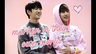 GOT7 MARKJIN IN THEIR OWN WORLD