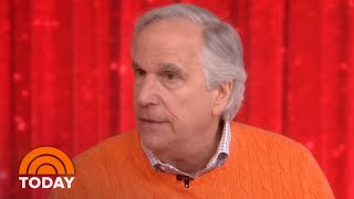 Henry Winkler Stops By To Bid Farewell To Kathie Lee | TODAY