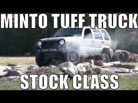 STOCK CLASS AT MINTO TUFF TRUCK CHALLENGE 2018