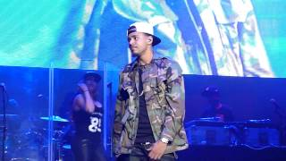 J. Cole - She Knows LIVE!!