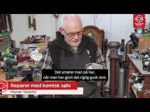 Sølvtøj - Gør det selv med Ivan