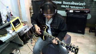 Oye Como Va (Carlos Santana) guitar cover by Doe OverAll