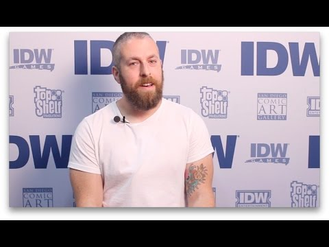 IDW Creators - W. Maxwell Prince