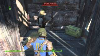 Fallout 4  Trick Trick Headbussa Melee