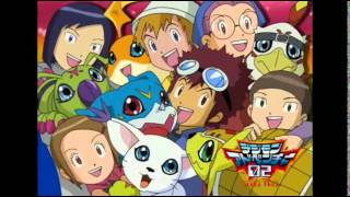 Digimon 02 Ending Latino Full