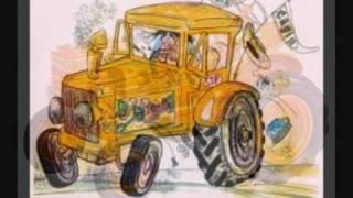 zapato veloz tengo un tractor amarillo
